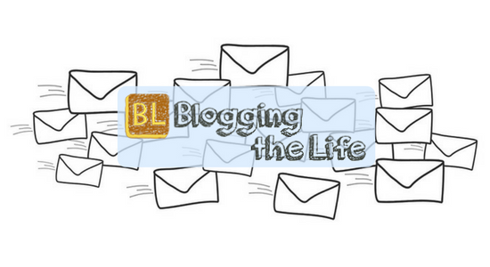 blogging the life